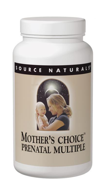 Mother's Choice™ Prenatal Multiple bottleshot