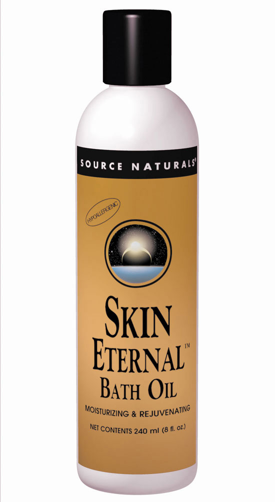 Skin Eternal® Bath Oil bottleshot