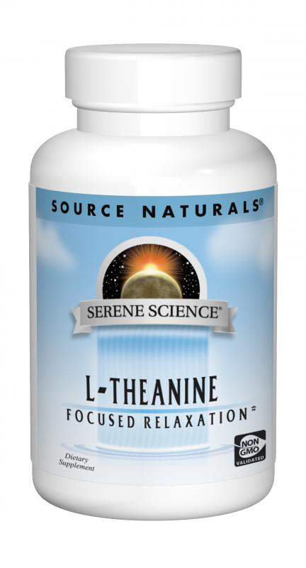 Serene Science<span class='superscript'>®</span> L-Theanine bottleshot