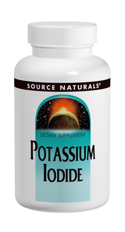 Potassium Iodide bottleshot