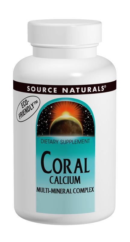 Coral Calcium Multi-Mineral Complex bottleshot