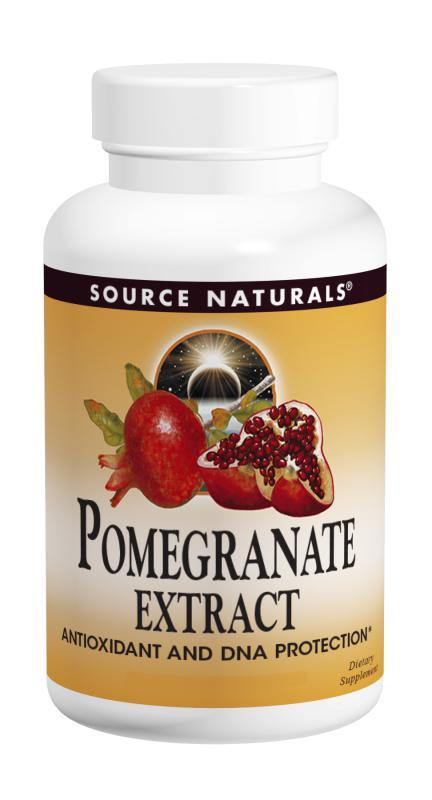 Pomegranate Extract bottleshot