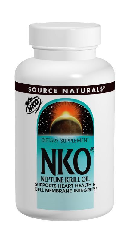 NKO<span class='superscript'>®</span> Neptune Krill Oil bottleshot