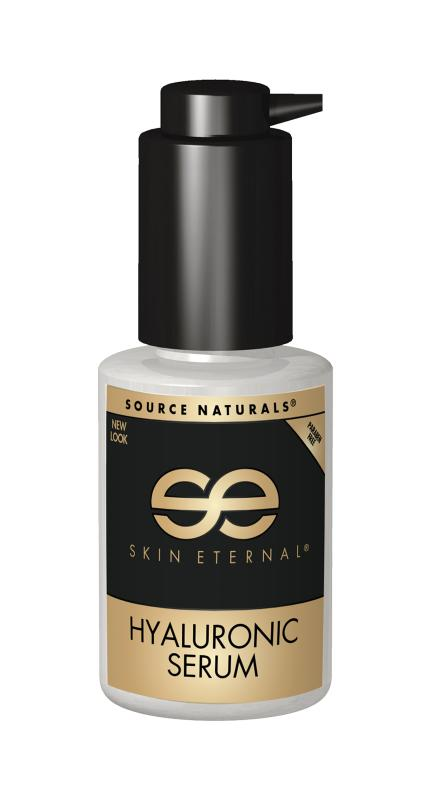 Skin Eternal® Hyaluronic Serum bottleshot