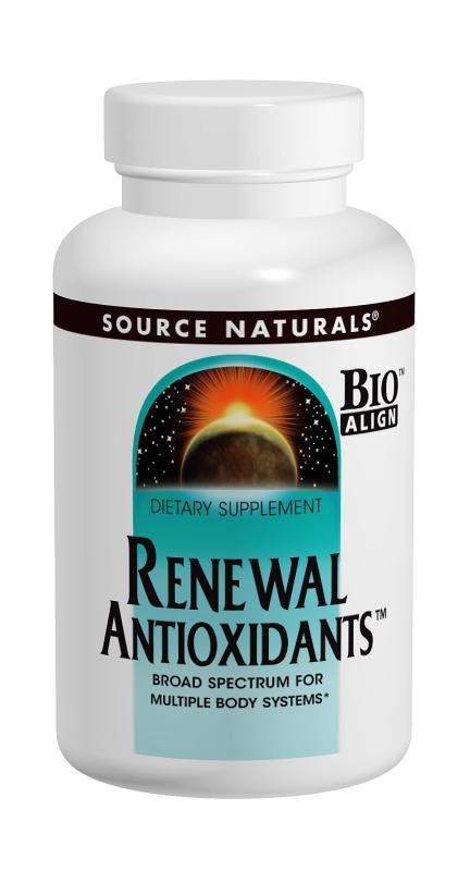 Renewal Antioxidants™ bottleshot