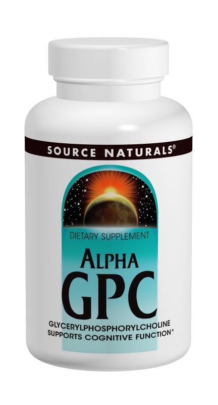 Alpha GPC bottleshot
