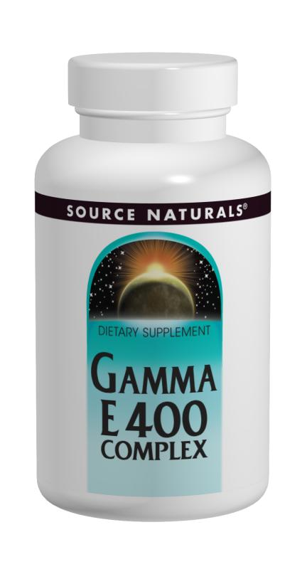 Gamma E 400 bottleshot