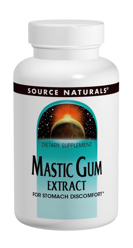 Mastic Gum Extract bottleshot