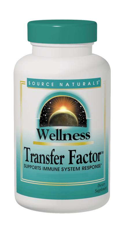 Wellness Transfer Factor™ bottleshot