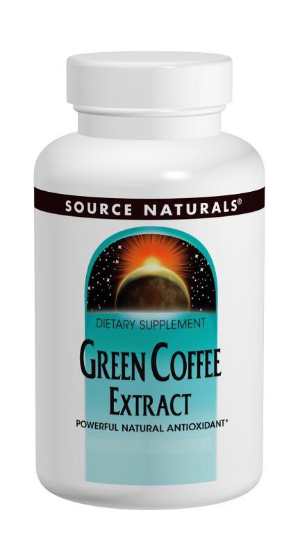 Green Coffee Extract bottleshot