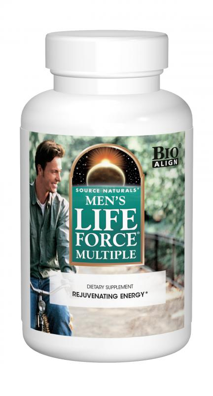 Men's Life Force<span class='superscript'>®</span> Multiple bottleshot