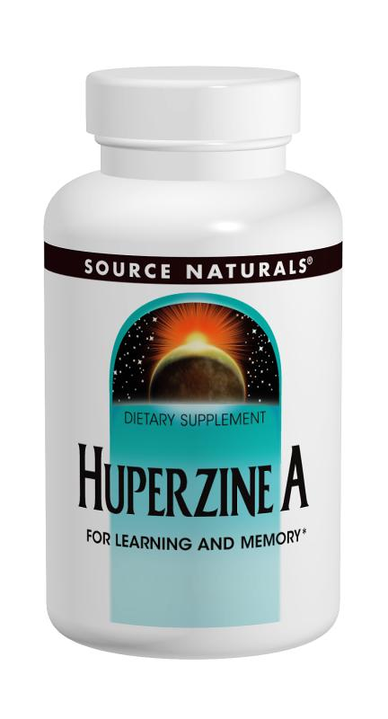Huperzine A bottleshot