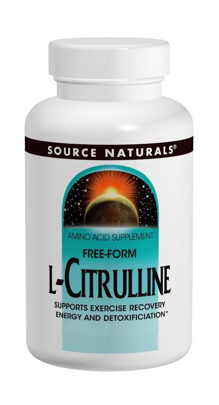 L-Citrulline bottleshot