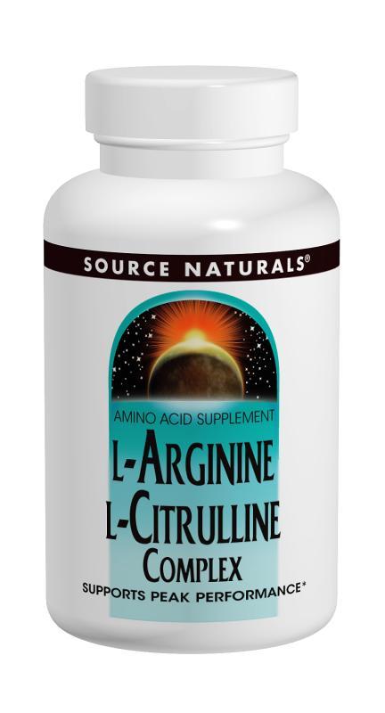 L-Arginine L-Citrulline Complex bottleshot