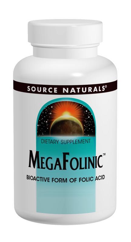 MegaFolinic™ bottleshot