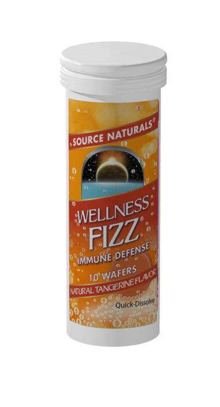 Wellness Fizz<span class='superscript'>®</span> bottleshot