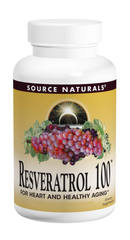 Resveratrol 100™ bottleshot