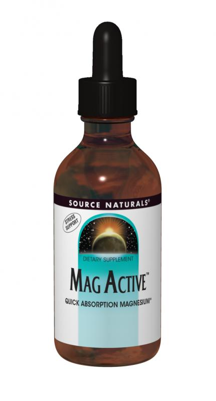 Mag Active™ bottleshot