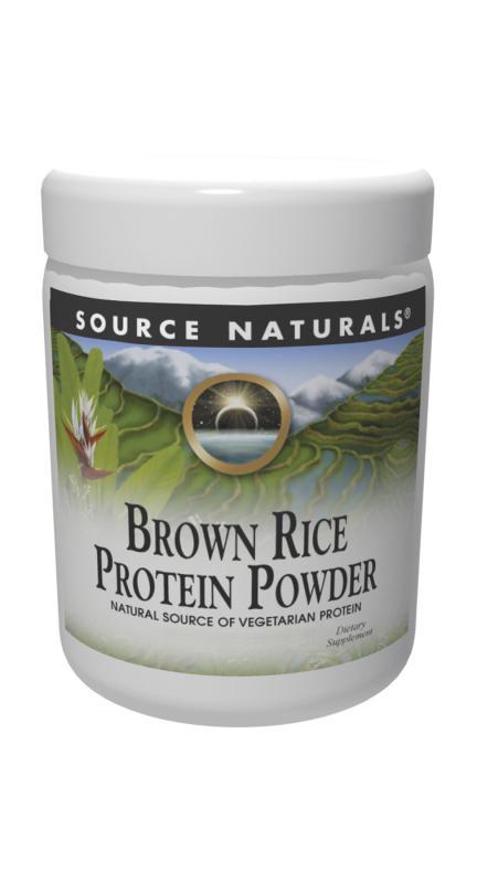Brown Rice Protein Powder bottleshot