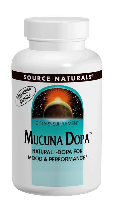 Mucuna Dopa bottleshot
