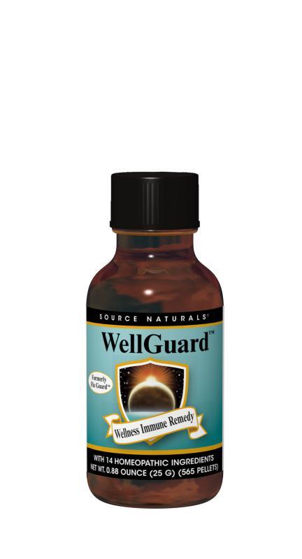 WellGuard™ bottleshot