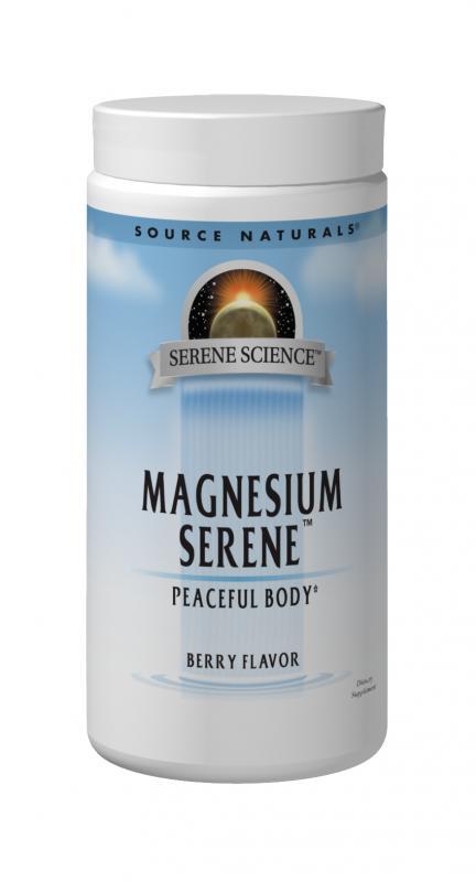 Serene Science<span class='superscript'>®</span> Magnesium Serene™ bottleshot