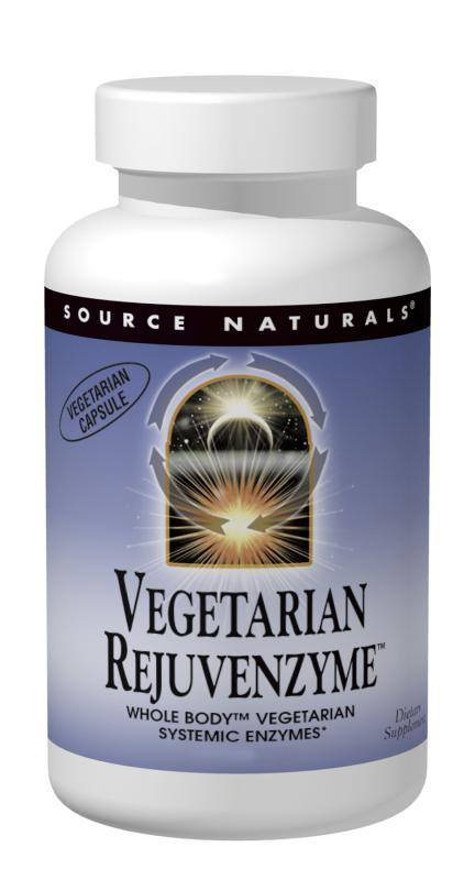 Vegetarian RejuvenZyme™ bottleshot