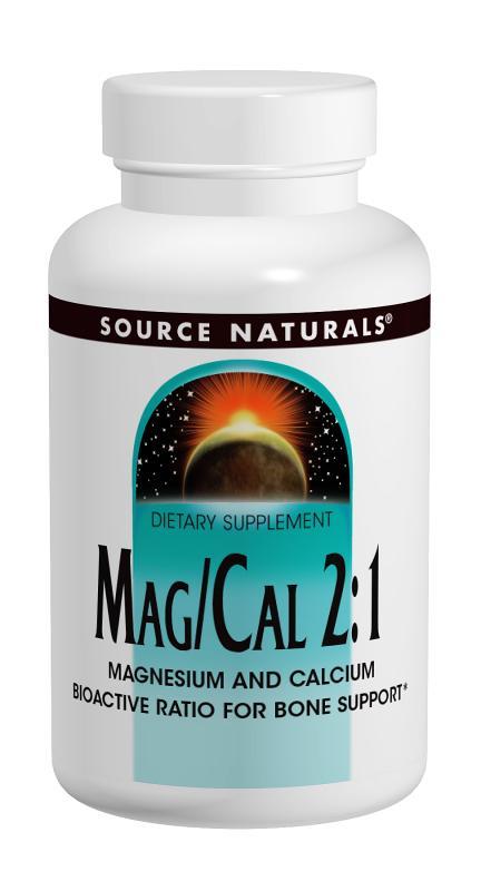 Mag/Cal 2:1 bottleshot
