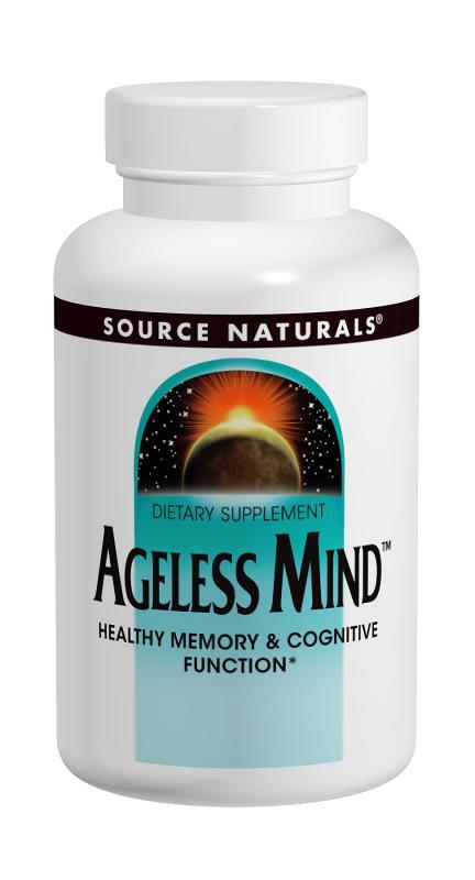 Ageless Mind™ bottleshot