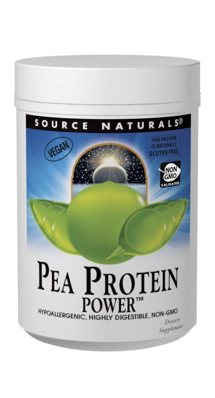 Pea Protein Power™ bottleshot