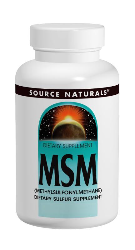 MSM bottleshot