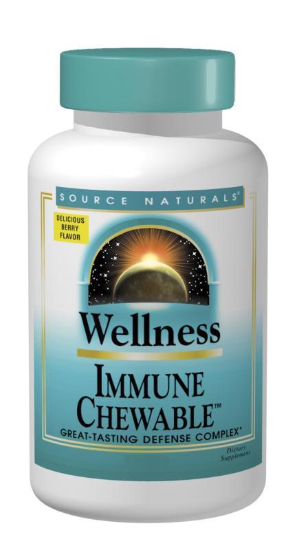 Wellness Immune Chewable™ bottleshot