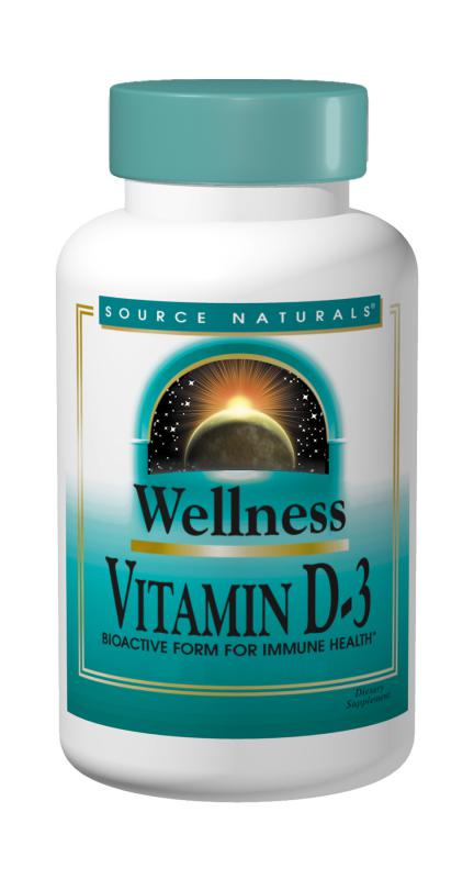 Wellness Vitamin D-3 bottleshot