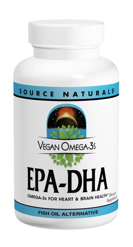 Vegan Omega-3s EPA-DHA bottleshot