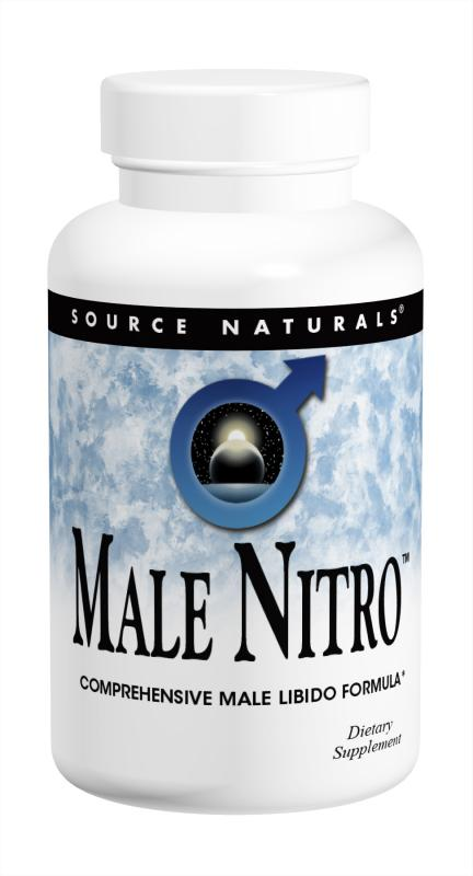 Male Nitro™ bottleshot