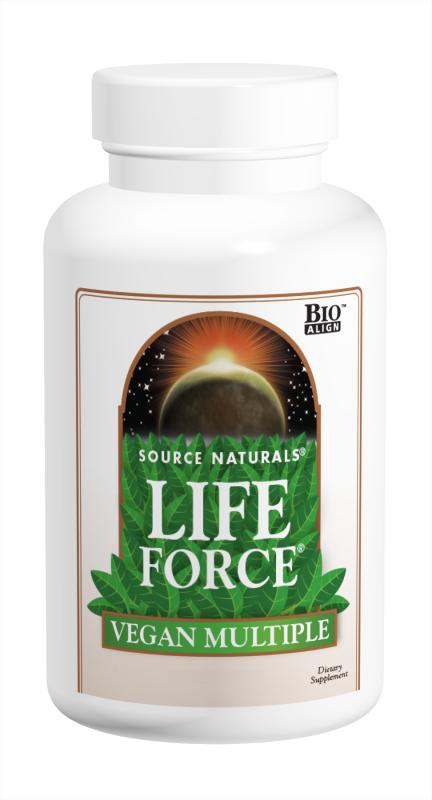 Life Force<span class='superscript'>®</span> Vegan Multiple bottleshot