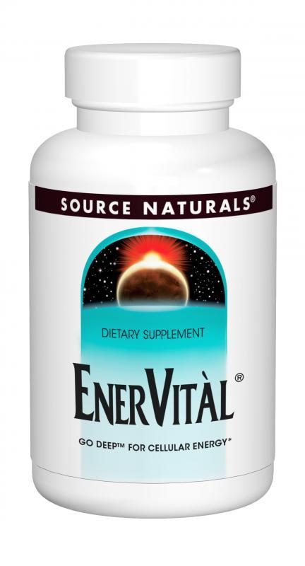 EnerVital® bottleshot
