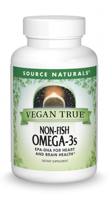 Vegan True<span class='superscript'>®</span> Non-Fish Omega-3s bottleshot