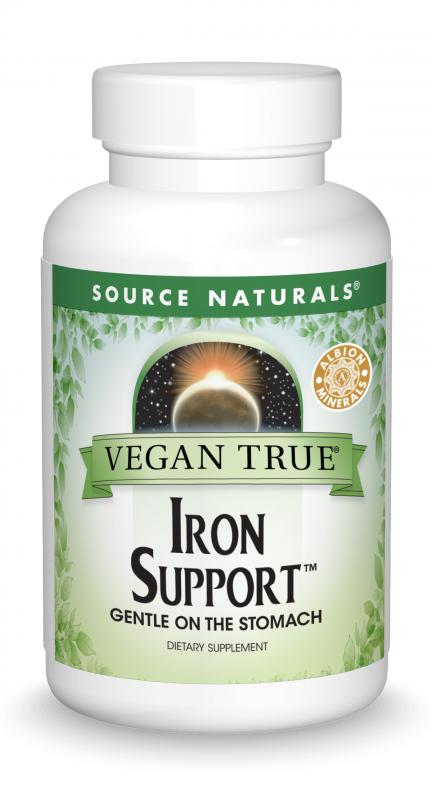 Vegan True<span class='superscript'>®</span> Iron Support™ bottleshot