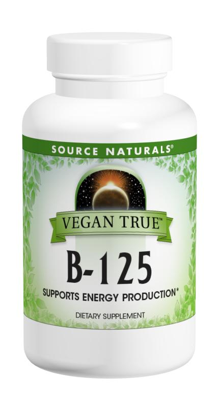 Vegan True<span class='superscript'>®</span> B-125 bottleshot