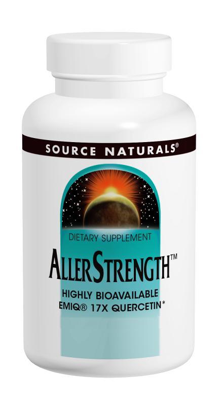 AllerStrength™ bottleshot