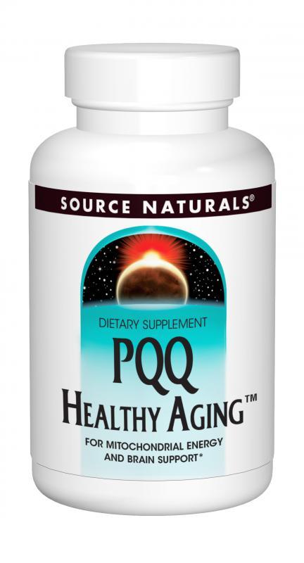 PQQ Healthy Aging™ bottleshot