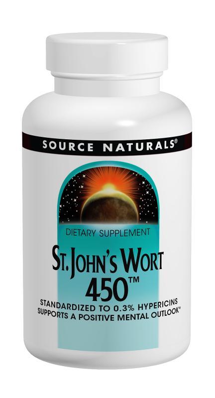 St. John's Wort 450™ bottleshot