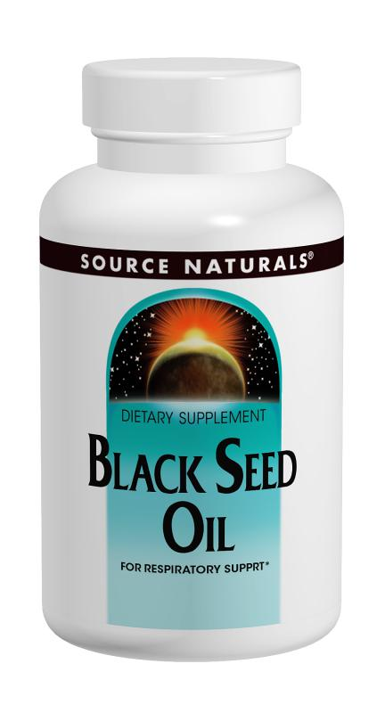 Black Seed Oil bottleshot