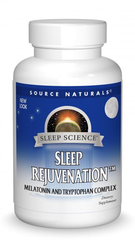 Sleep Science™ Sleep Rejuvenation™ bottleshot