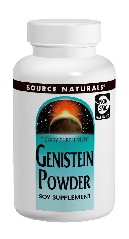 Genistein bottleshot