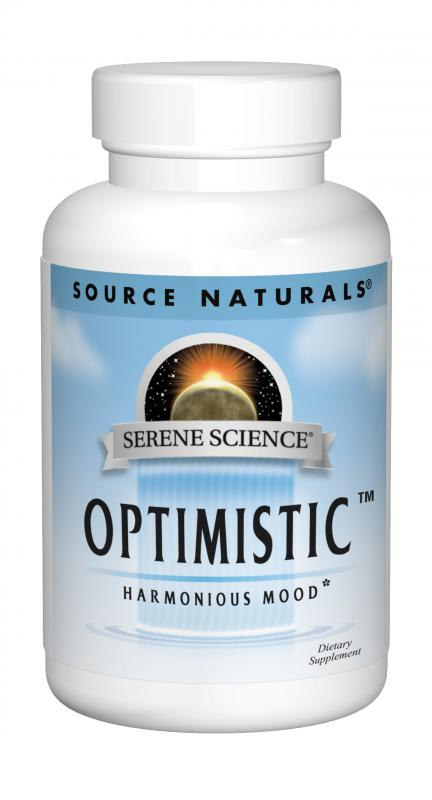 Serene Science® Optimistic™ bottleshot