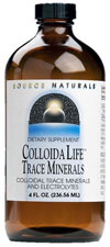 ColloidaLife™ Trace Minerals bottleshot