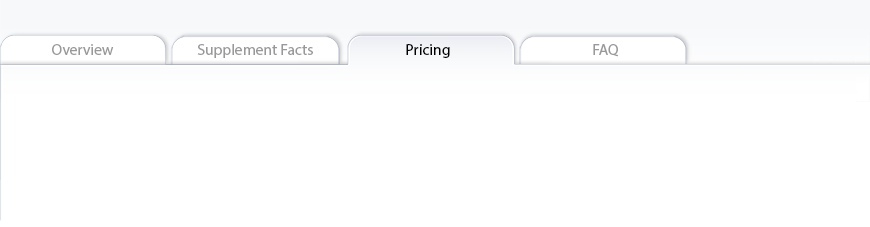 Male Nitro™ pricing tab