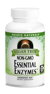 Vegan True Non-GMO Essential Enzynmes
